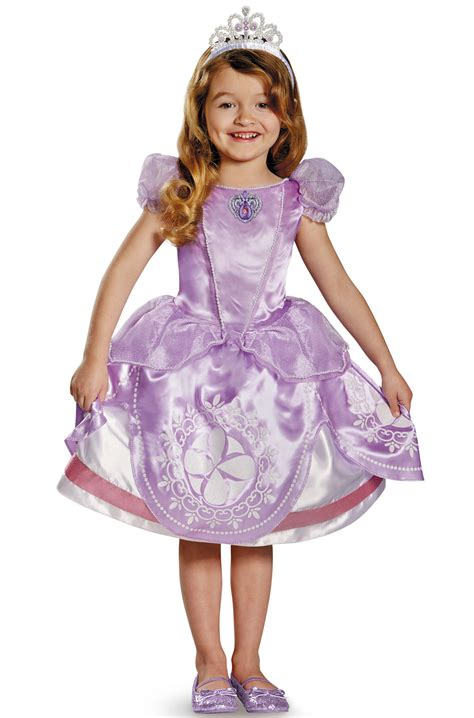 disney sofia   sofia deluxe toddler costume
