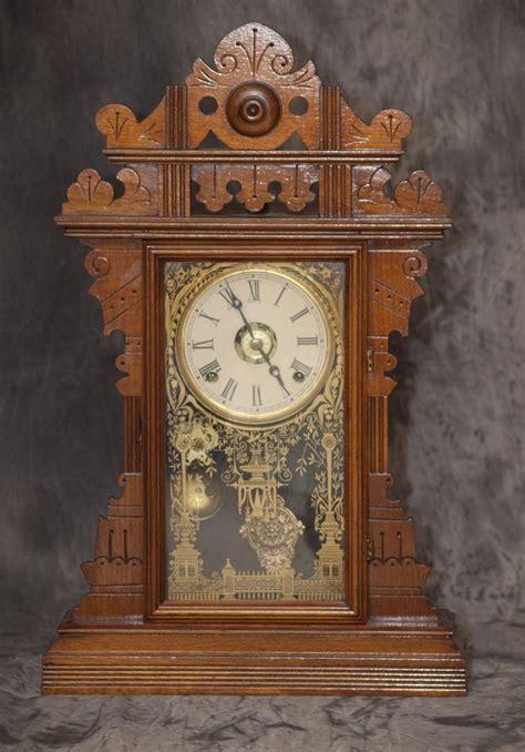 clocks decor    grandparents eastlake clock
