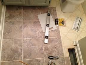 Grout Vinyl Tile Spacers by A Amp O On The Go Peel And Stick Tile Floor