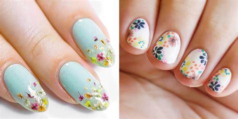 flower nail design 20 flower nail design ideas easy floral manicures