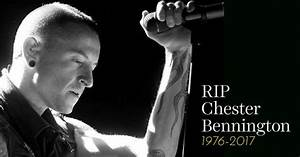 Linkin Park Singer Chester Bennington Commits Suicide A Part Of Our Childhood Is Gone Forever
