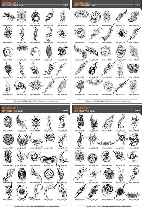 TEXAS: girls tattoo designs