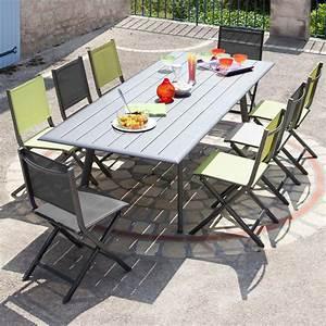 Salon De Jardin Aluminium 10 Personnes : catgorie salon de jardin page 11 du guide et comparateur d ~ Dailycaller-alerts.com Idées de Décoration