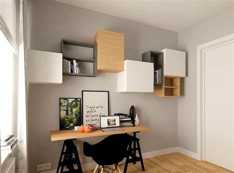 bureau maison aménagement bureau à la maison en 52 idées décoratives