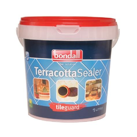sealer tileguard 1l terracotta 63003 bunnings warehouse