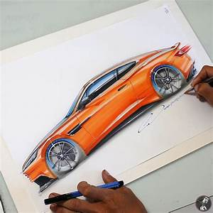 Aston Martin Pen : 51 best images about custom car art on pinterest chevy ~ Jslefanu.com Haus und Dekorationen