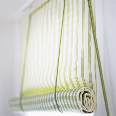 make a roll up blind at the top blinds diy and glasses