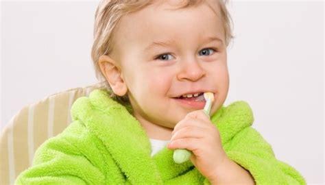 a quel age met on bebe dans une chaise haute à quel âge peut on commencer à brosser les dents de l