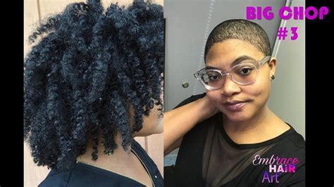 Bid Shopping Big Chop 3 Did Birth Make My Hair Fall