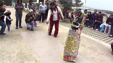 vestimenta de inca en reciclaje vestimenta de inca en reciclaje jesus obrero desfile de