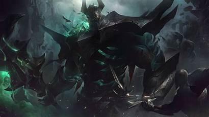 Mordekaiser League Legends Rundown Update