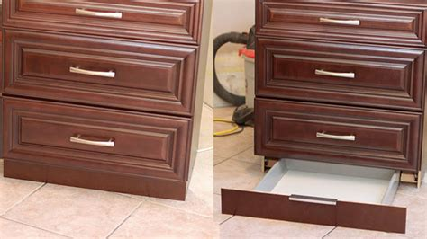 secret toekick drawer