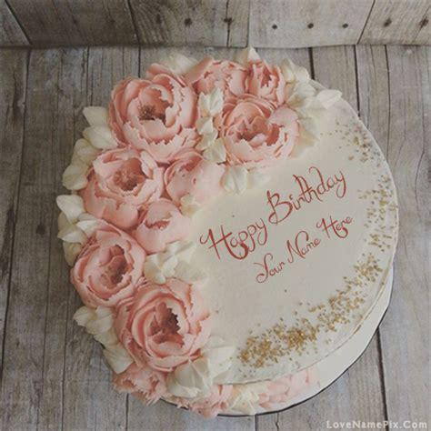 beautiful birthday wishes cake