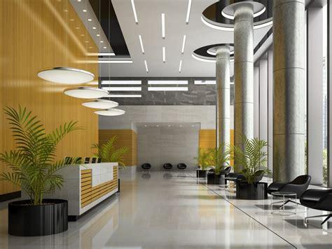 office layout tricks   impressive reception area