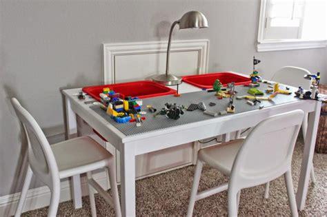table pour cuisine ikea lego ikea table hack crafts
