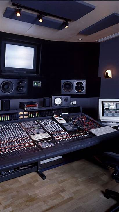 Studio Recording Wallpapers Iphone Mixer Background Tag