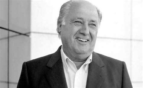 Amancio Ortega soll 2017 reichster Mann der Welt sein