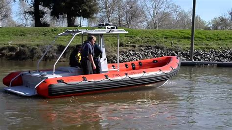 Water Rescue Boats by Aid Water Rescue Boats Hit Sacramento Area