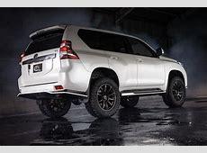 Toyota Land Cruiser Prado Kuhlracing Bodykit Tuning 2017