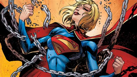 Supergirl Comics Timeline