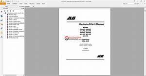 Lull 1044c 54 Parts Manual