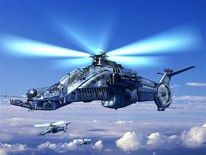 Wallpaper - Future Attack Helicopter - Military Scale ...