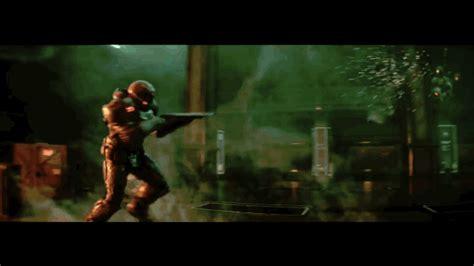 fight  hell doom trailer delivers big guns