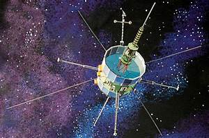 Vintage NASA Probe Out of Gas, But Still Alive, Private ...