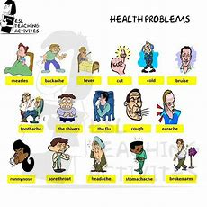 20 Best Images About Esl Beginners Health & Medicine On Pinterest  Vocabulary Words, English
