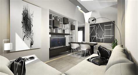 Progetti Architettura Interni by Progettazione Interni Appartamento Gg Progetti