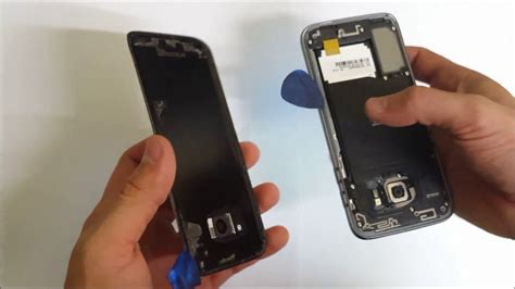 how do you take the battery out of an iphone how to remove the samsung galaxy s7 back glass cover 21501