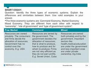 Economic Systems Essay Write My Research Paper For Money Global  Comparative Economic Systems Essay