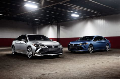 2019 Toyota Avalon First Look