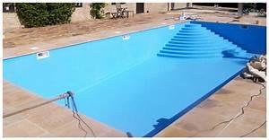 Peinture Pour Piscine : revetement piscine poolcoat system 10 poolcoat ~ Nature-et-papiers.com Idées de Décoration