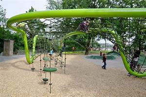 Sculptural Playground in Schulberg by ANNABAU « Landscape ...