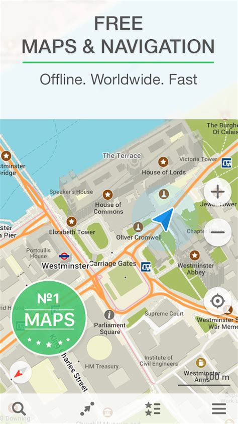 maps me map with navigation and directions android