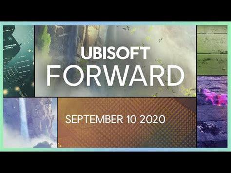 Digital Event Ubisoft Forward Returns for E3 2021 - KeenGamer