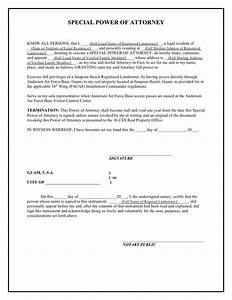 full power of attorney template best business template With full power of attorney template