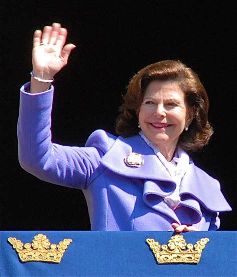 Queen Silvia of Sweden | Unofficial Royalty