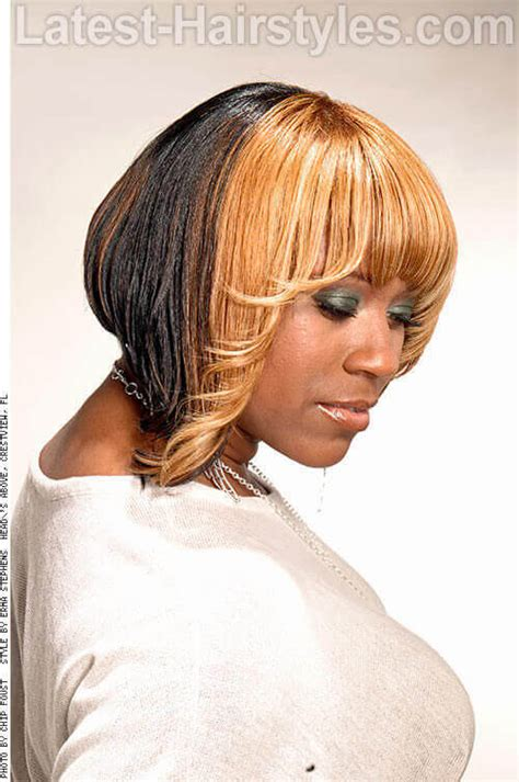 10 sexy bob hairstyles for black women who want a new look