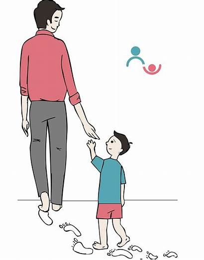 Character Person Together Models Parenting Modeling Role