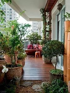 Terrasse Gestalten Pflanzen : creative ideas for balcony garden containers balkon ideen balkon terrasse dekorieren und ~ Orissabook.com Haus und Dekorationen