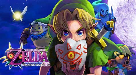 Análisis 'the Legend Of Zelda Majora's Mask 3d' Deculturees