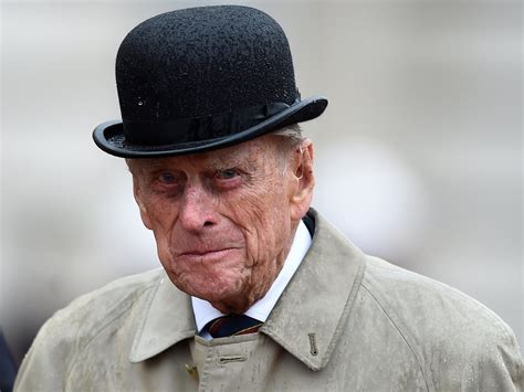 Prince Philip Beard Prince Philip Duke Of Edinburgh Asks Is That A Terrorist