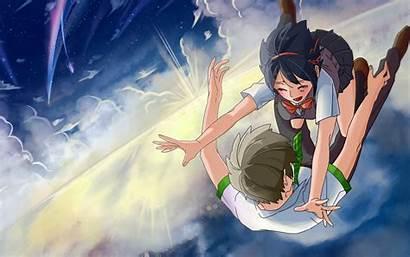 Na Kimi Wa Anime Wallpapers Mitsuha Background