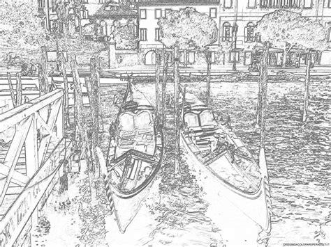 45 fantastiche immagini su disegni difficili disegni schizzi e. gondole_a_venezia disegni da colorare per adulti e ragazzi