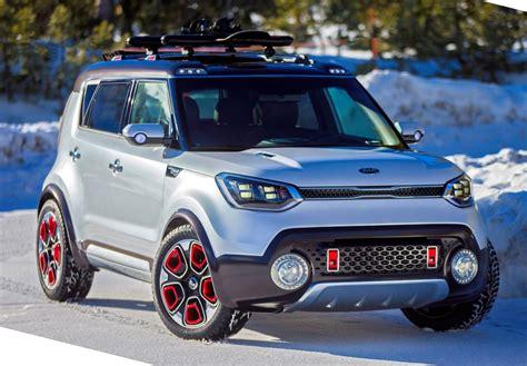 2018 Kia Trailster Concept
