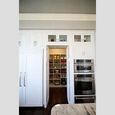 25+ Best Ideas About Hidden Pantry On Pinterest  I Shaped