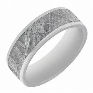15 Ideas Of Men39s Wedding Bands Meteorite