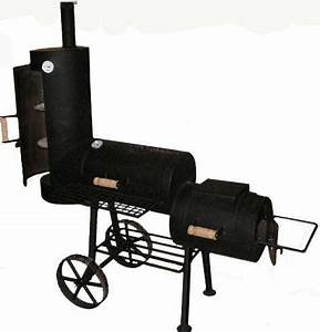 Joes Bbq Smoker : de 13 inch oklahoma country smoker barbecue chuck wagon buitenkeuken offset smoker ~ Cokemachineaccidents.com Haus und Dekorationen